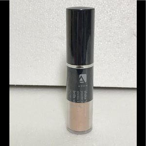 Avon Shake N Shimmer Powder Brush Light